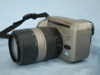 ' S-1 APO NICE SET ' Minolta Vectis S-1 SLR Camera + 80-240MM APO Lens -NICE- £24.99